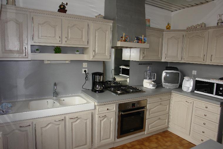 Fantastic Renovation Cuisine Chene - Idées Inspirées Pour La Maison - Lexib.net AU55